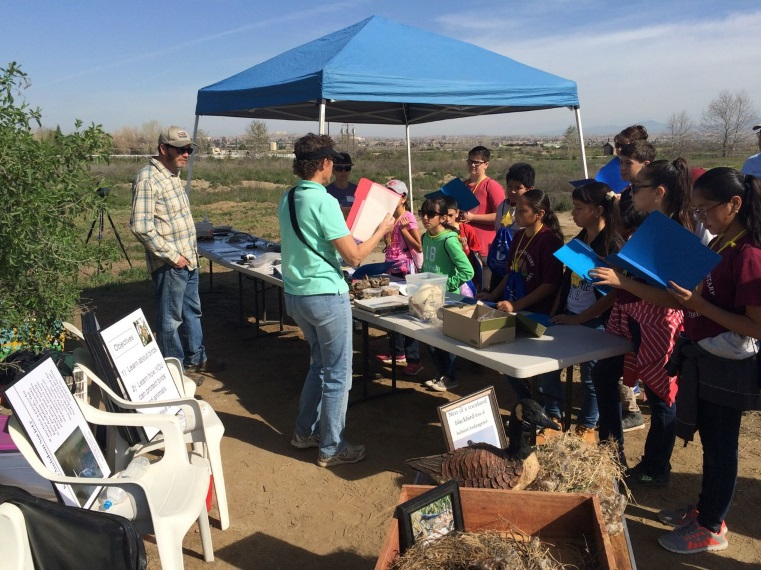 Science Camp at Panorama Vista Preserve