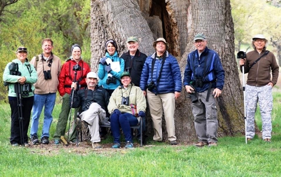 Field trip to Golden Hills Nature Park, Tehachapi 4/28/18