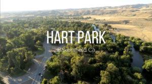 Hart Park Bakersfield CA Video